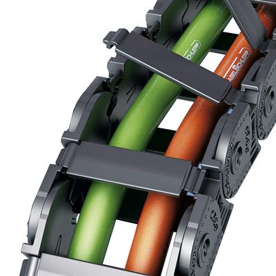Kabelschlepp, Кабеленесущие системы Basic-Line QuickTrax