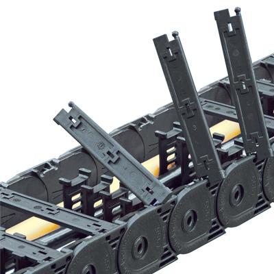 Kabelschlepp, Кабеленесущие системы Basic-Line Uniflex Advanced